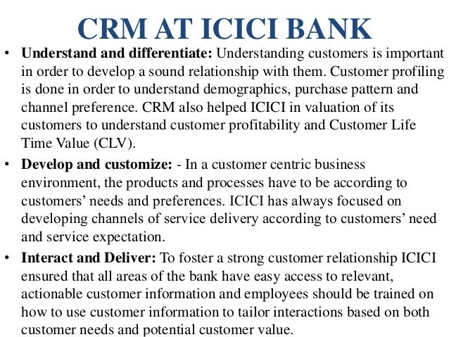 bank customer relationship in india