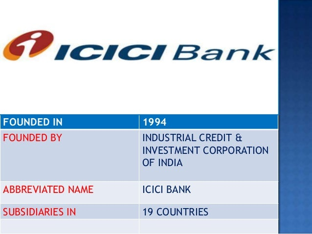 icici bank dividend policy Bengaluru (reuters) - shares of icici bank , india's third-largest lender, slumped 7 percent to a five-month low on monday after reports of authorities probing its lending practices icici.
