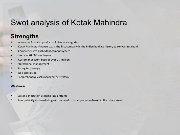 mahindra & mahindra, ltd. - swot analysis essay N assignment 2 case 6-2:mahindra & mahindra ltd required textbooks and materials required texts transnational management—text, cases, and readings in.