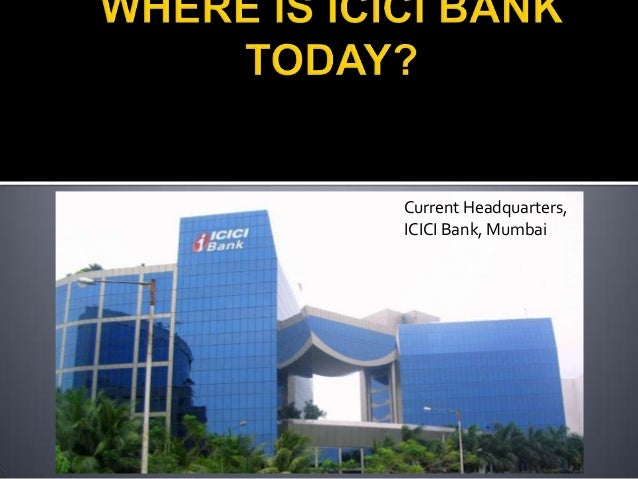 ICICI Bank:How Marketing Mix elements are used?
