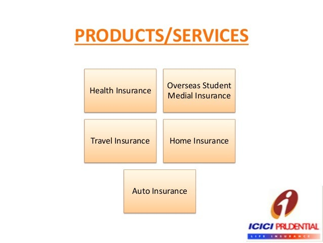 insurance company departments Icici insurance company