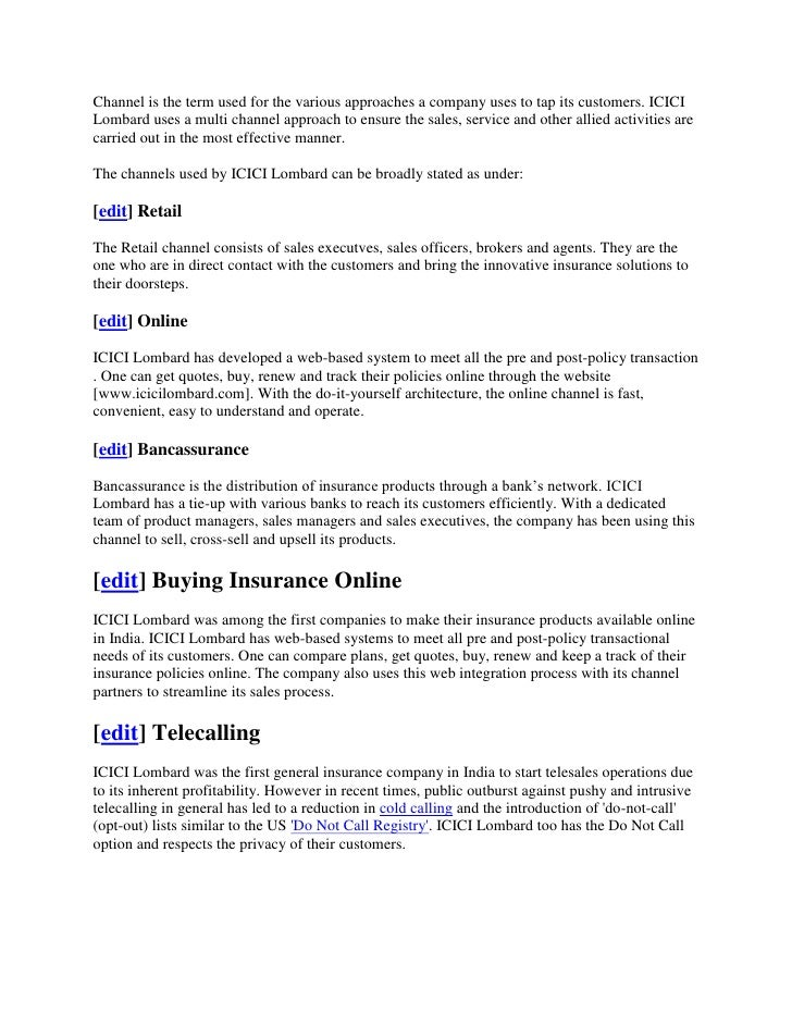 Icici Lombard Overseas Student Travel Insurance