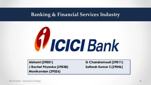 Abirami (29001) G Chandramouli (29011) J Rachel Priyanka (29038) Sathesh Kumar S (29046) Manikandan (29026) ICICI Bank - O...