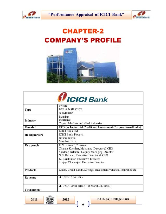 conclusion on icici bank Icici bank provides a wide range of savings accounts and deposit schemes visit our website to know more about the benefits of icici bank accounts and deposits.