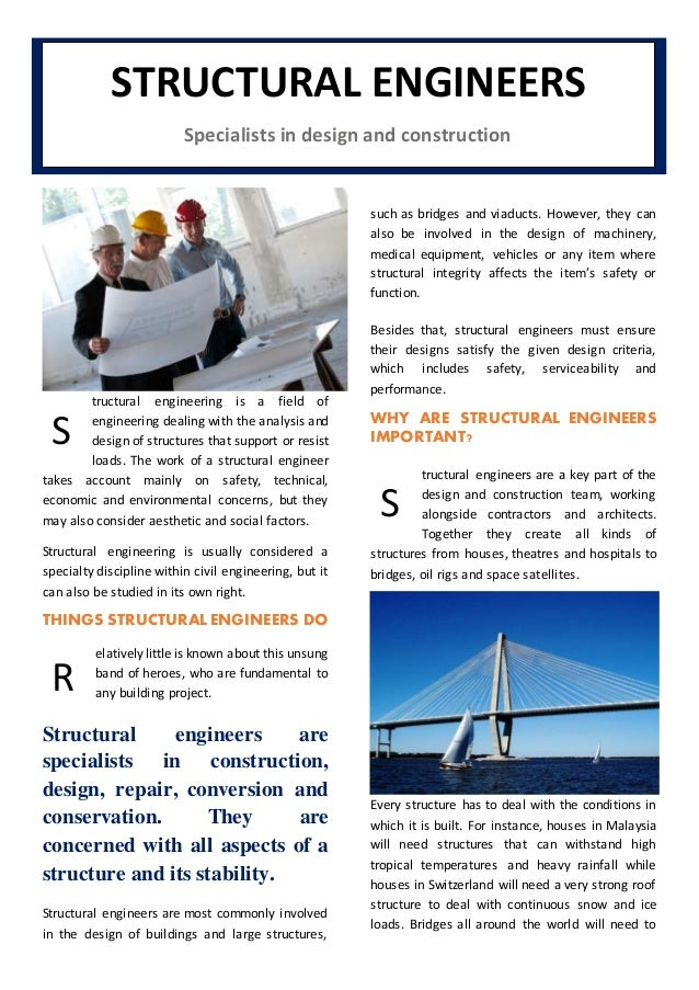 Construction digest structural engineers for I need a structural engineer