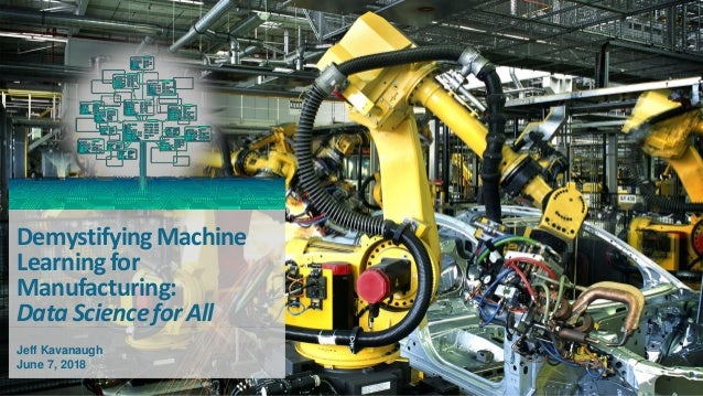 Infosys Confidential1 |1 Internet of Manufacturing Midwest 2018 DemystifyingMachine Learningfor Manufacturing: Data Scienc...