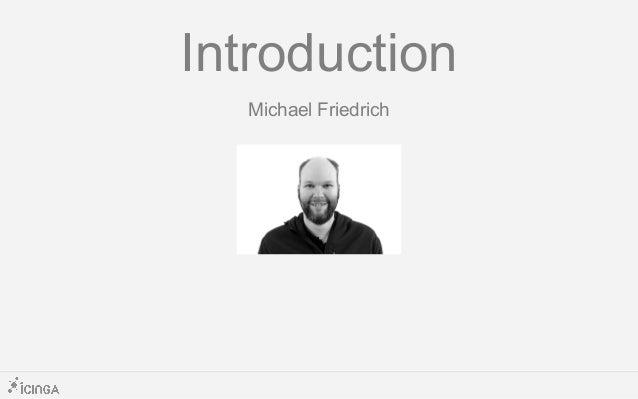 Introduction Michael Friedrich