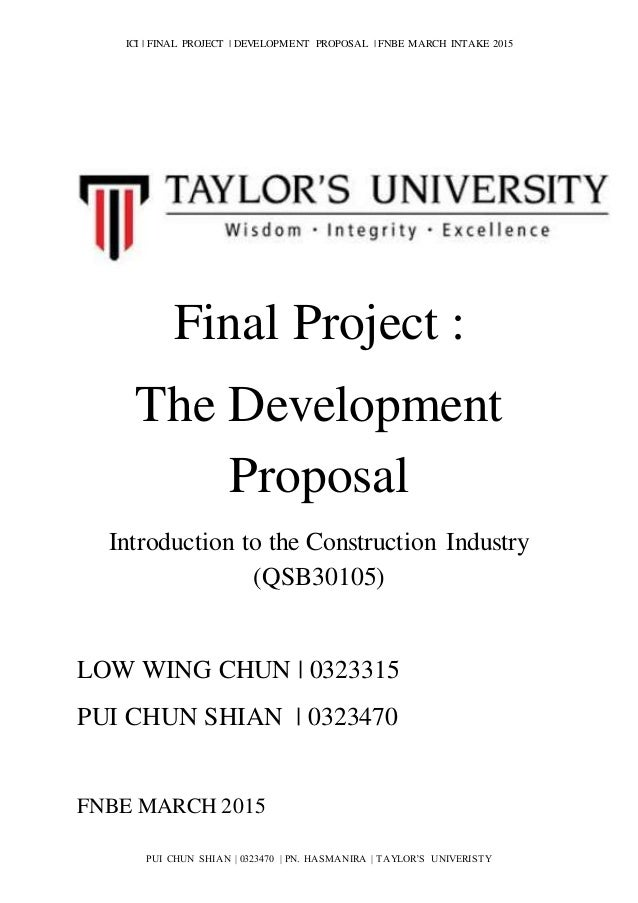 mba final project proposal Host mba events & interviews  the faculty supervisor must keep a copy of the  final written report on file for one year, but  mba independent project proposal.