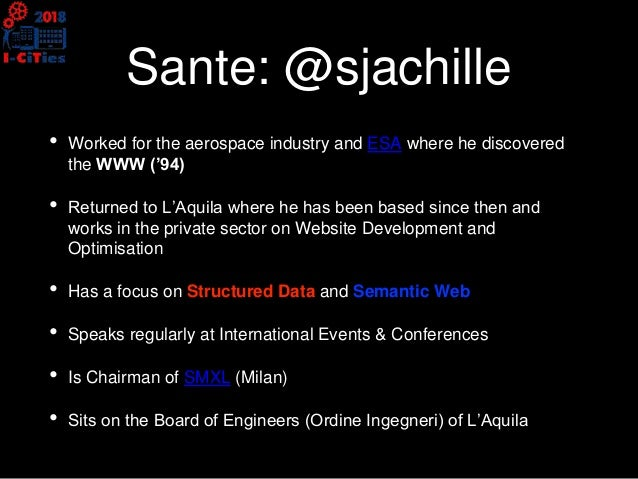 From a Web of Documents to a Web of Things and Places Slide 2