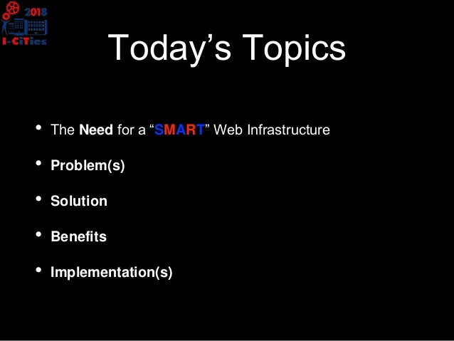 From a Web of Documents to a Web of Things and Places Slide 3