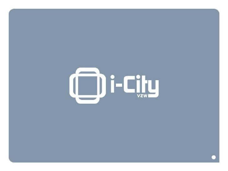 i-City, testing ground for a       wireless society