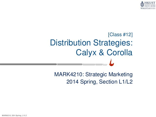 calyx and corolla case