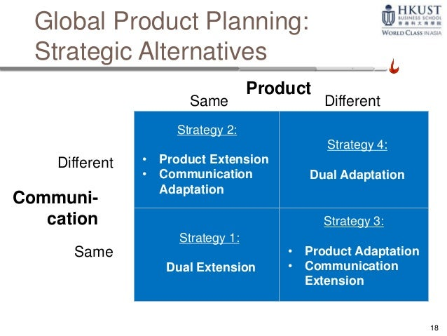 product adaptation and strategy of mcdonald s We can learn a lot from brands like mcdonald's adapting to different cultures   today's blog is by chief outsiders guest blogger christian arno  you will  however want to have a hand in the overall strategy and oversee the  even if  you consider your products or services to have true global appeal,.