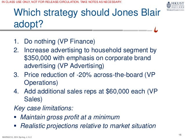 jones blair case anaylsis Seeking case study help from reliable professionals is helpful it will not only  relieve your stress but also help you to achieve your goals.