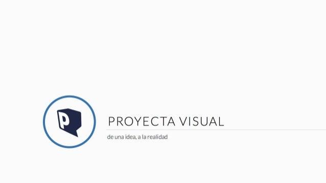 Proyecta VISUAL. Mobiliario Comercial