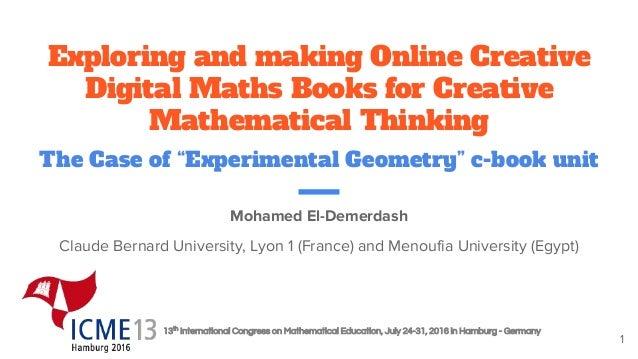 workshop presentation exploring and making online creative digital