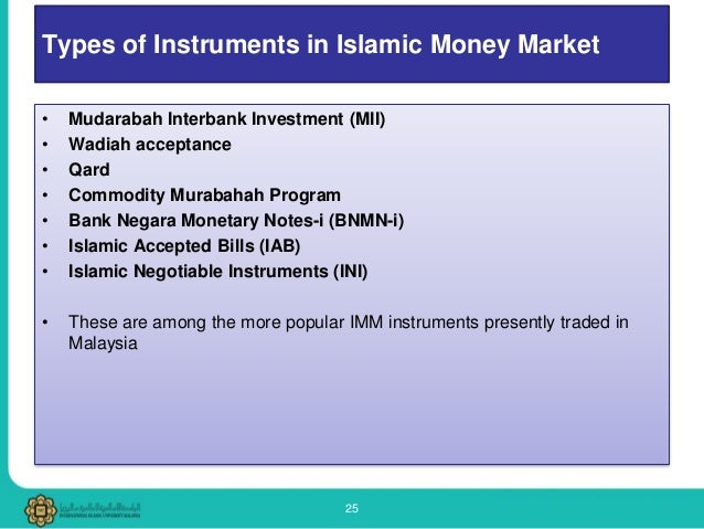 Al-mudharabah interbank investment clubs non financial investment considerations meaning