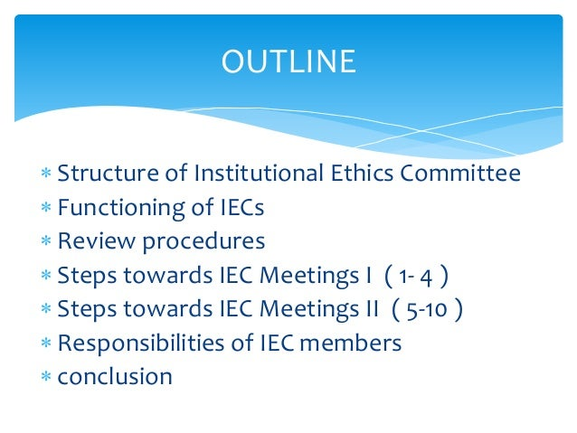 icmr guidelines for iec