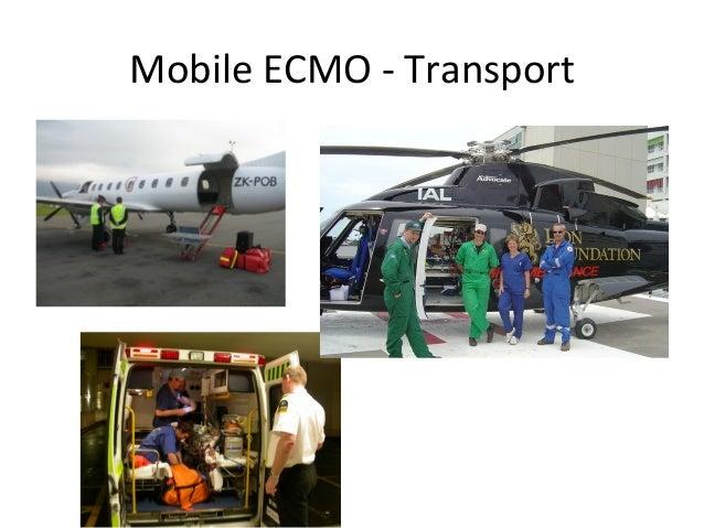 mobile ecmo team
