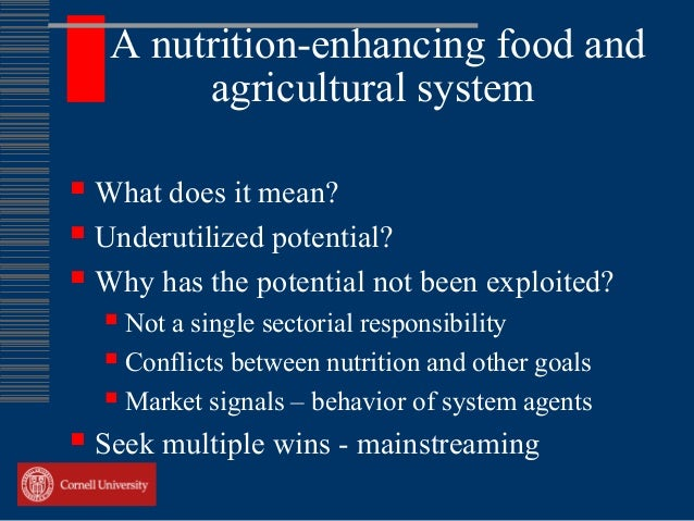 agricultural systems Welcome to the new home of the journal of agricultural systems, technology,  and management (issn: 2164-408x) we are now using an online journal.
