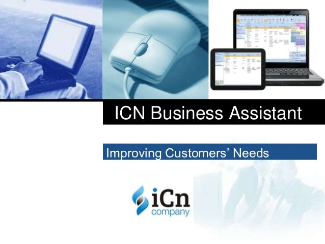 ICN Business AssistantImproving Customers' Needs     Company     LOGO