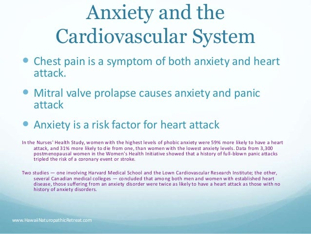 Anxiety: A Naturopathic Psychiatric Approach
