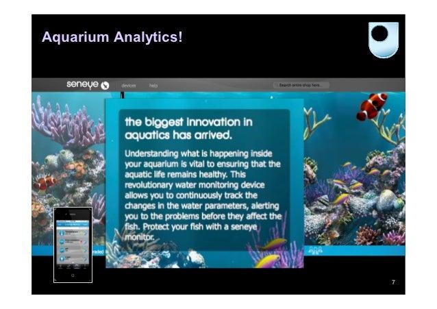 Aquarium Analytics!                      7