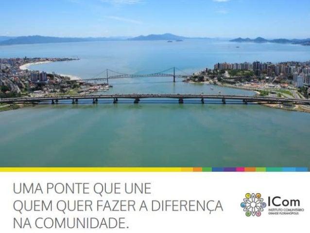 Fundado em Novembro de 2005 Conceito: fundação comunitária Promover o Desenvolvimento Comunitário por meio da mobilização,...