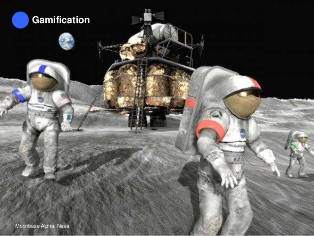 Gamification Moonbase Alpha, Nasa