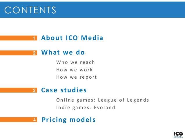 ICO Media - Media relations solution Slide 2