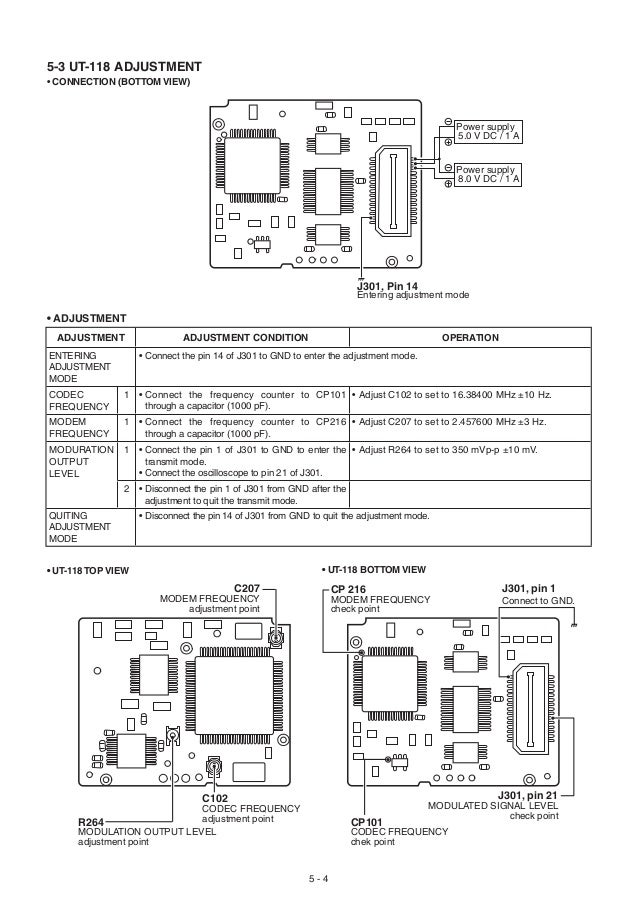 icom v82 service manual rh slideshare net service manual icom v80 Icom Ic-7300 Service Manual