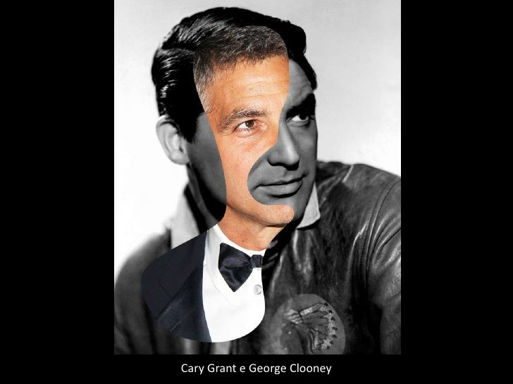 Cary Grant e George Clooney<br />