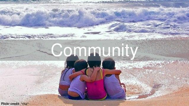 Flickr credit: ^rika^ Community