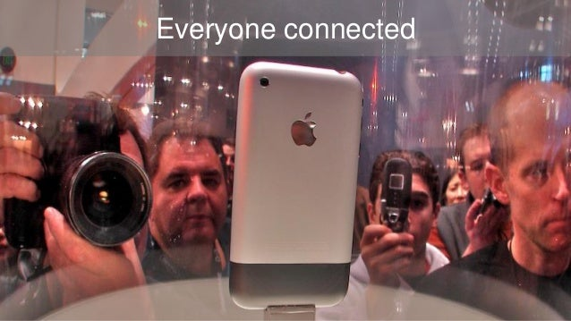 Everyone connected
