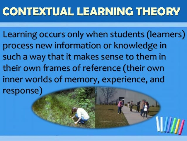 experiential learning program elp putting theory The program whole-heartedly believes in the idea of experiential learning which basically means going out of the classroom and actually experiencing rather than just writing notes during a lecture or being quizzed on a textbook reading.