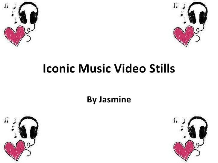 Iconic Music Video Stills By Jasmine