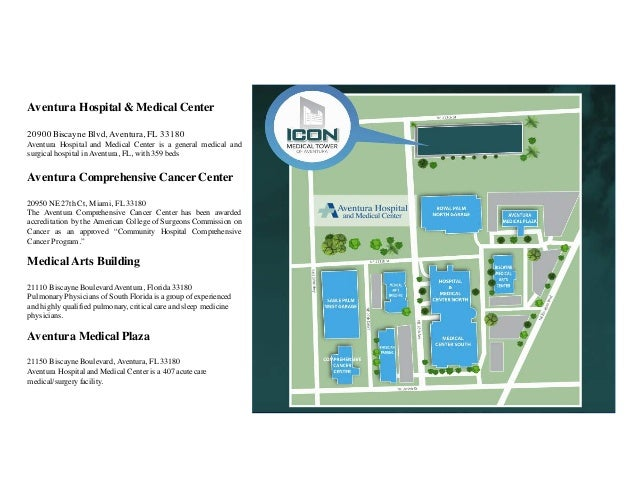 Icon Medical Tower in Aventura: Sale or Lease