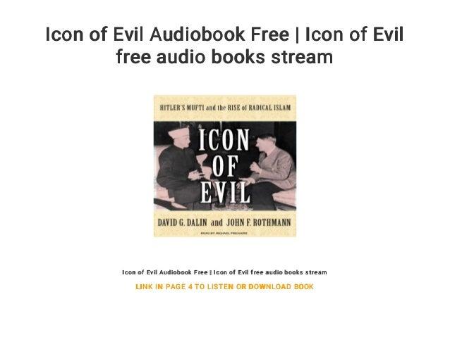 Icon of Evil Audiobook Free | Icon of Evil free audio books