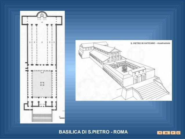 BASILICA DI S.PIETRO - ROMA   m