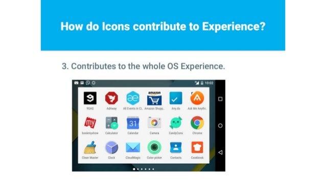 3. Contributes to the whole OS Experience.   30  'AG/ «G »'Fl)'uVRV Aliiienisinl; : mmzon Show  we  IJD'. 'MIIySllV, iw Ca...