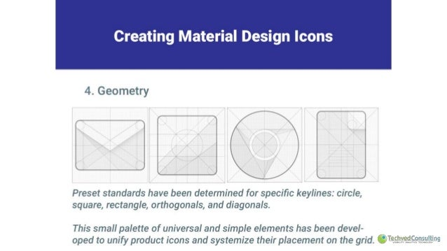 Creating Material Design Icons     4. Geometry     l ' l     Preset standards have been determined for specific keylines:  ...