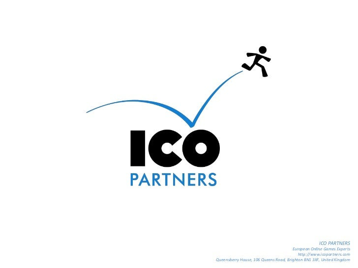 ICO PARTNERS                                       European Online Games Experts                                          ...