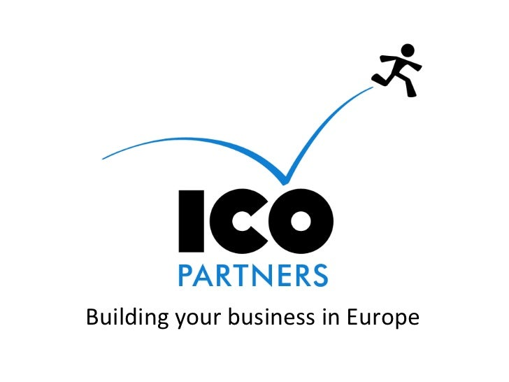 Building your business in Europe