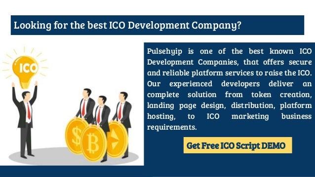 ICO script   Crypto ICO script   ICO launch services   ICO developmen…