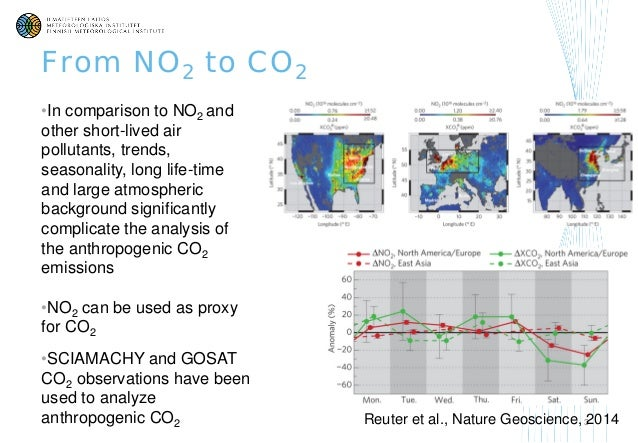 Direct space-based observations of anthropogenic CO2 emission areas from OCO-2 Slide 3