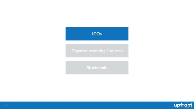 !15 ICOs Cryptocurrencies / tokens Blockchain