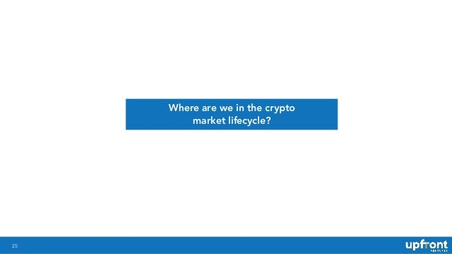 !25 Where are we in the crypto market lifecycle?