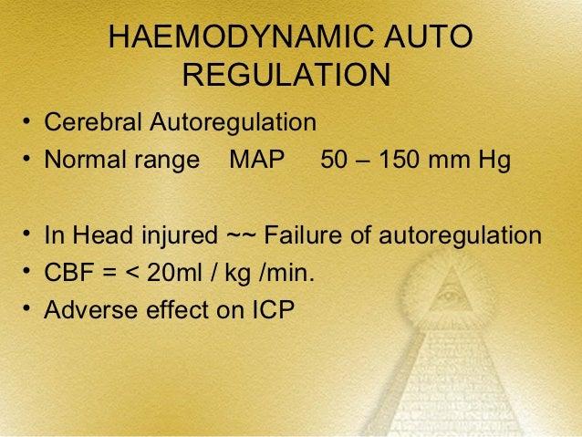 FACTORS EFFECTING C.B.F.•   Hypoxia•   Hypercapnea•   Inhalational anaesthetic agents•   Acidosis