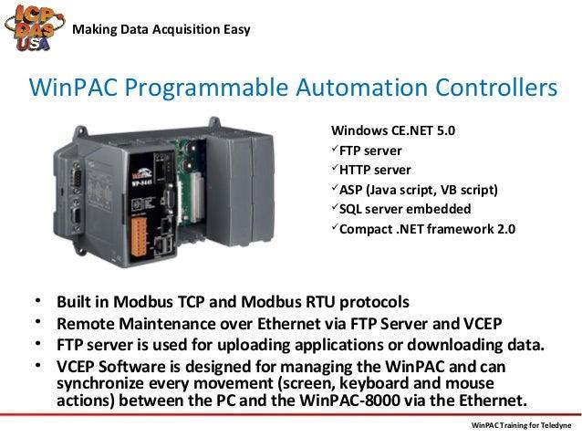 ICP DAS USA: Data Acquisition, Data Communication, Programmable Contr…