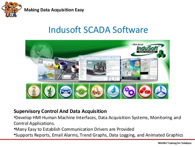 Data Acquisition And Trending : Icp das usa data acquisition communication
